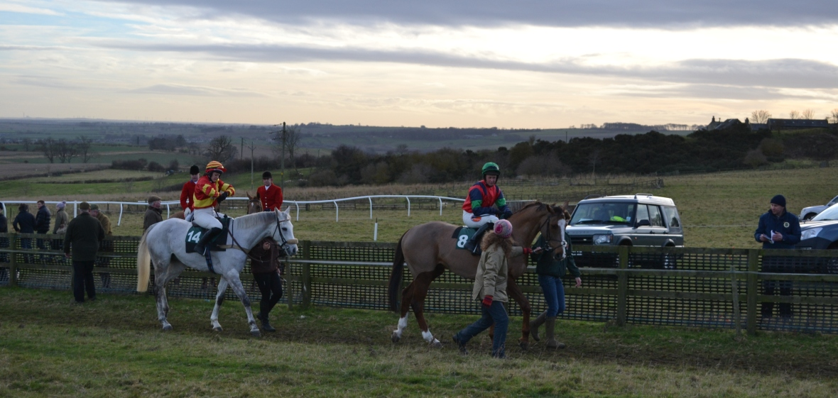 Last minute instructions for Cath Walton (emerald green cap) and last minute adjustments for Jacqueline Coward