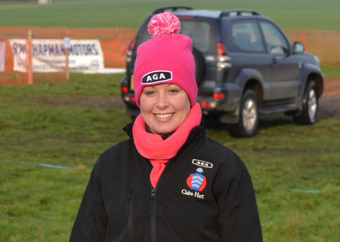 Claire Hart - AGA Total Control Champion 2012