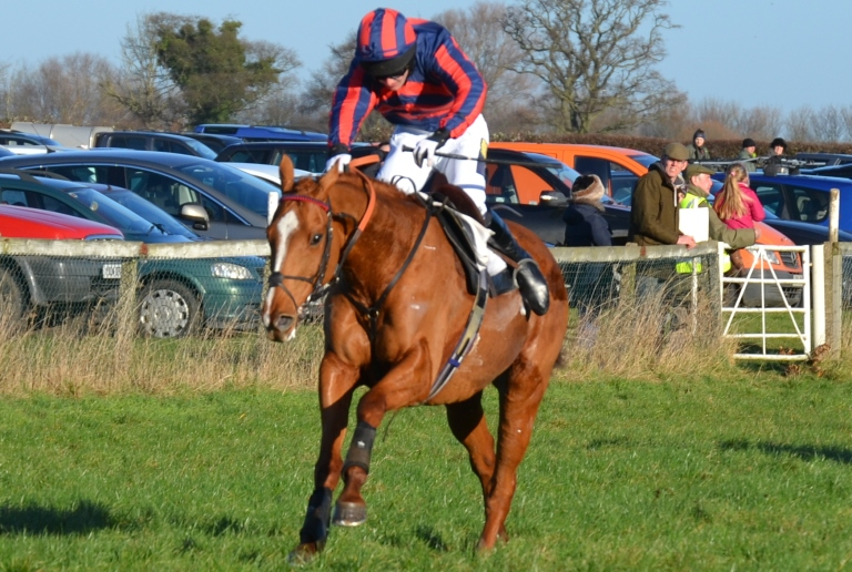 Galbally King and Ben Rivett take the first