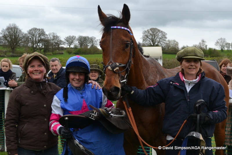 Minella For Party wins the Members race