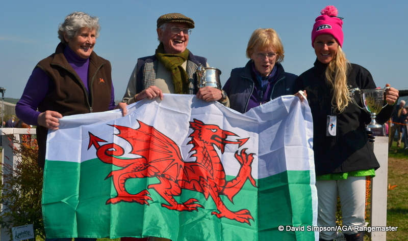 I knew that Welsh flag would come in handy!