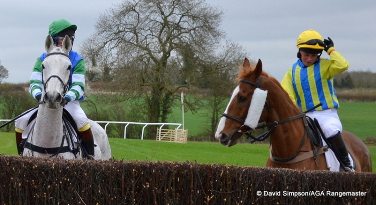 Two newcomers to AGA races