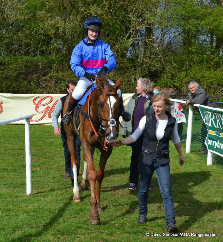 Two AGA wins in the space of 7 days for Phine Banks