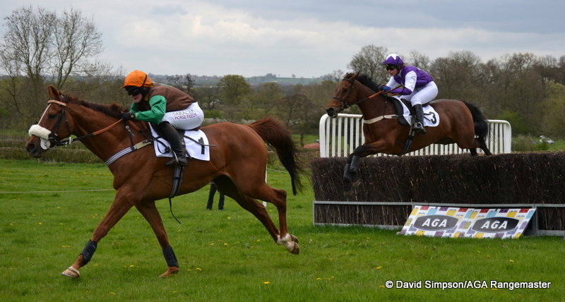 Cottage Oak leads History Master