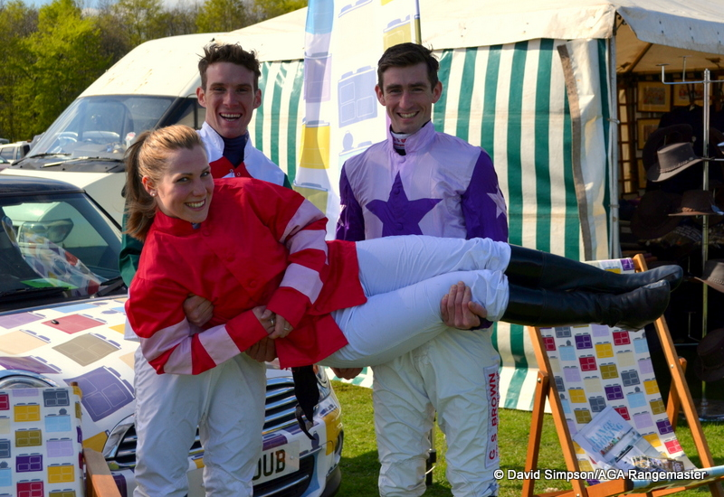 The boys give Annie Dalton a lift
