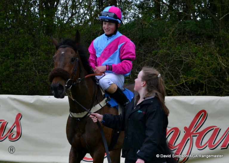 Petite Pois and Tom Marquand