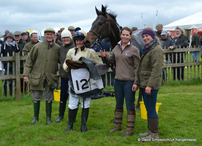 An early win for local favourite, Jane Williams