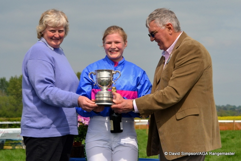 Abs Banks won the Confined on her pride and joy, Hall Kelly