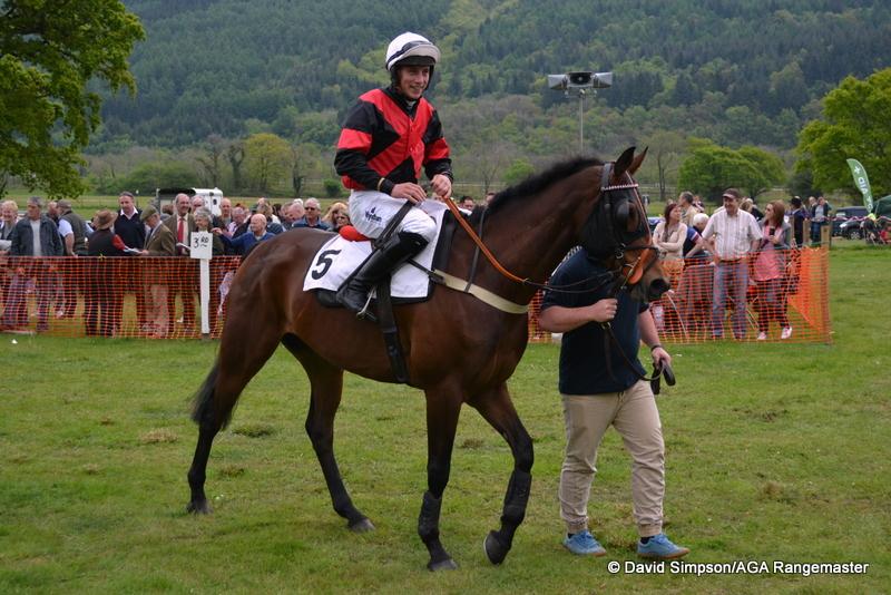 Dunraven Prince and Bradley Gibbs