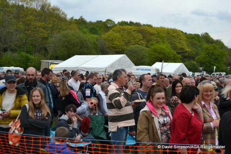 Good crowd