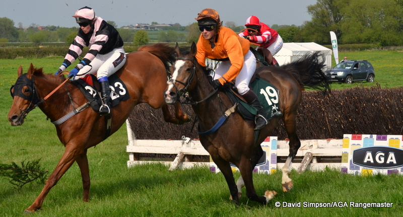 The General (nearside) and Ukrainian Star