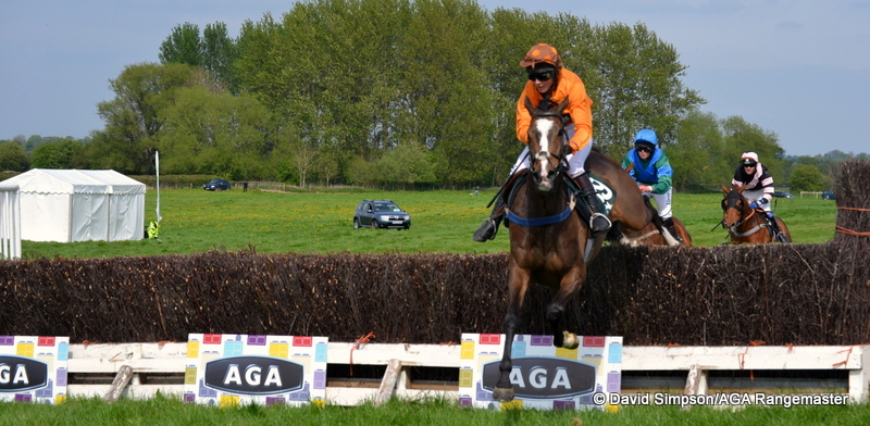 Lorna and The General clear the last