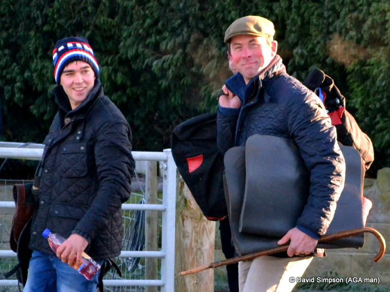 'Double ahead' for Alex Edwards and Philip Rowley!