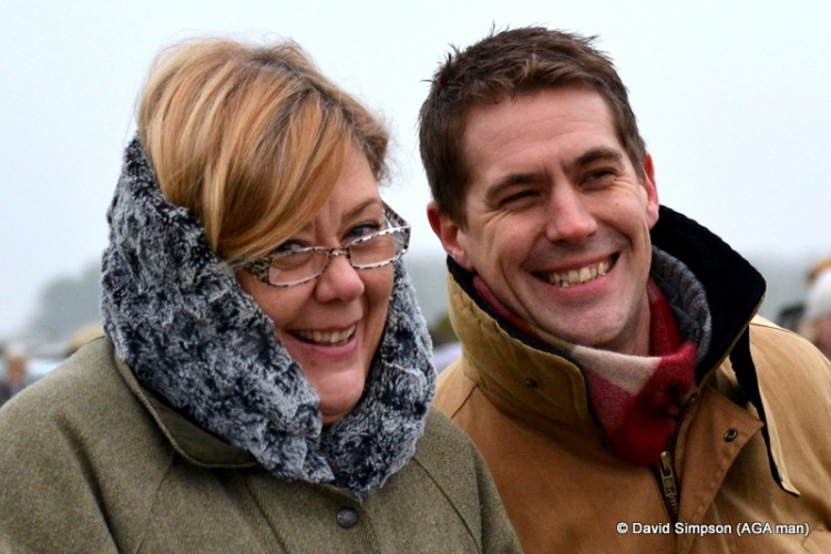 Sara and Martyn have just heard what was on my playlist!