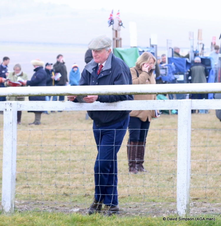 PPA Chairman, Tim Curtis is racking up the miles attending point-to-point fixtures this season