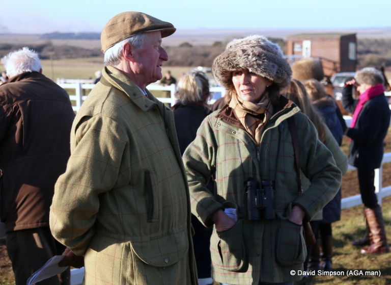 I've seen PPA Chairman, Tim Curtis at every point-to-point meeting that I've been to this season
