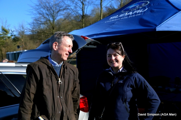 AGA Rangemaster CEO, William McGrath chats to Gillian Carr about the Subaru sponsorship