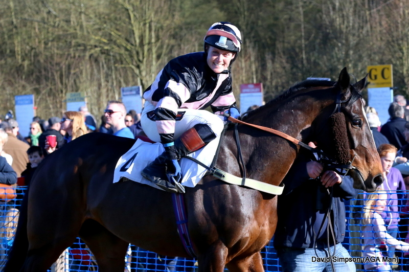 Katy Lyons is heading for another appearance in Been Pointing!
