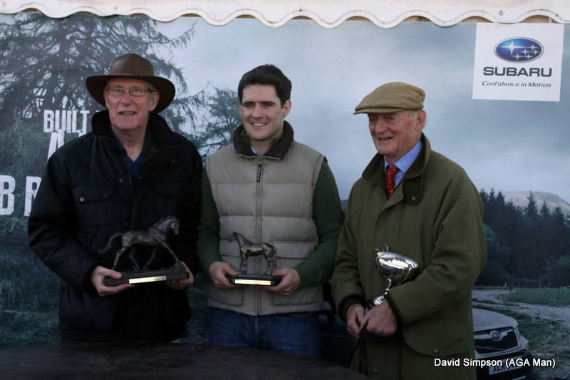 A good day for Big Al and his team got better when Ravethebrave won the Bonhams Mens Open and Brians Well won the Subaru Restricted