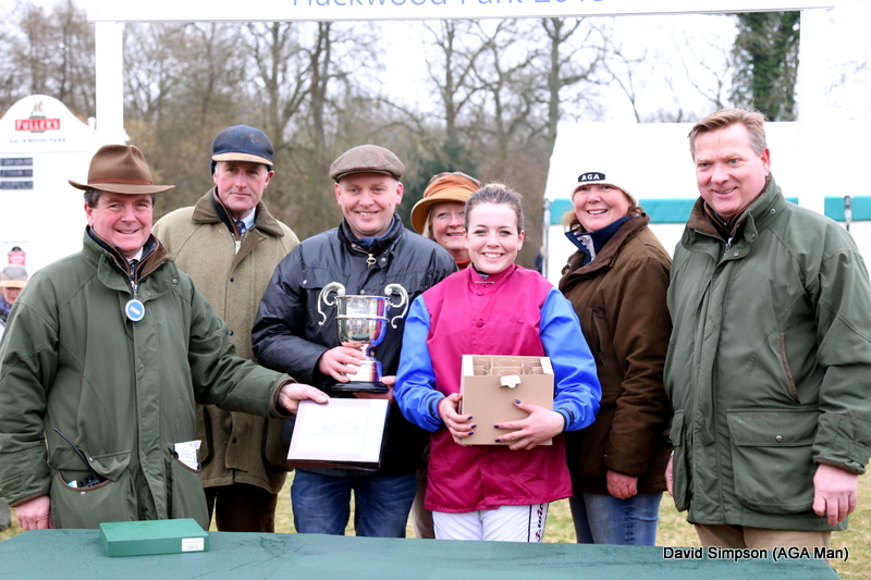 More AGA All Comers championship points for the Penwood Racing Club