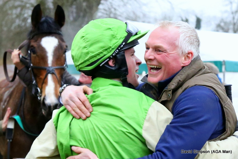 It's also a first win for Hugh Nugent