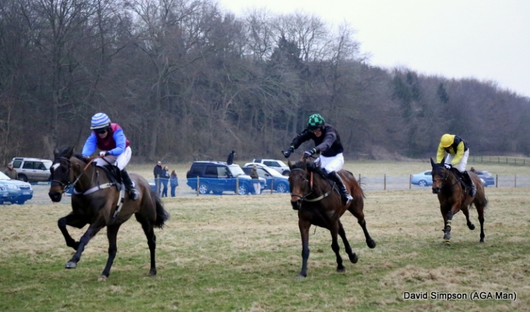 Page Fuller and Carrigkerry take the AGA sponsored Restricted race