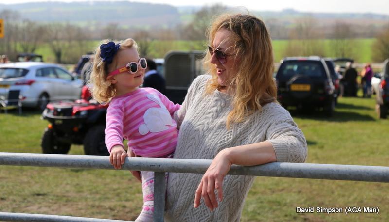 Dawn Bridgewater and her daughter, Iris