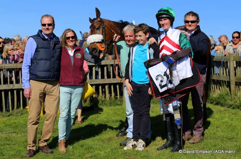 Lady Dudley Cup Winner, What A Laugh, I'm hoping we see this one line up in the AGA final!
