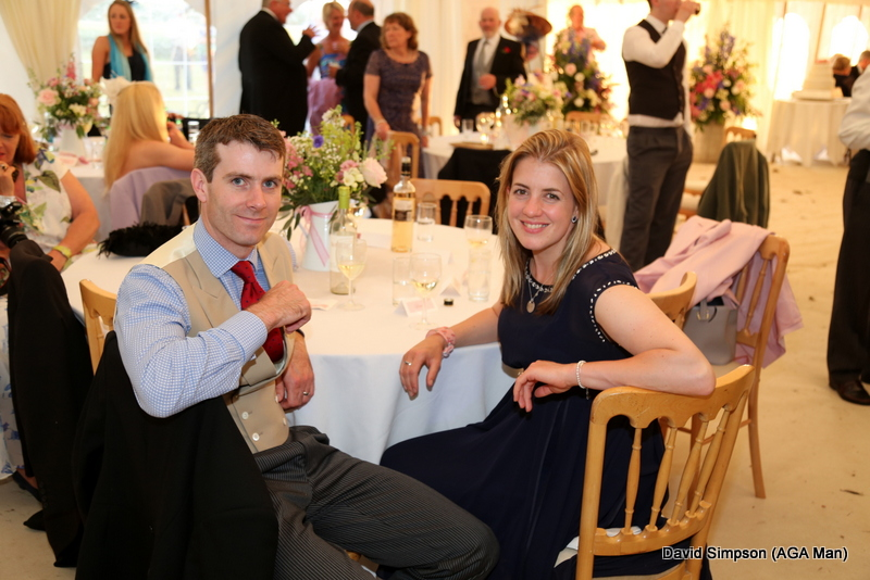 We were on the 'Rash Move' table with Andrew and Lauren Braithwaite - we had a great table by the way!