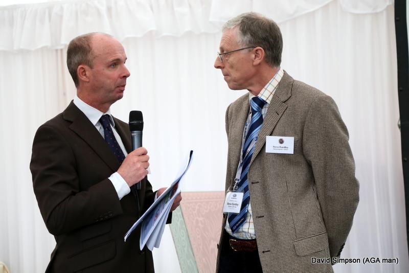 Steve Eardley from Subaru tells Luke about their impressive plans for the season ahead
